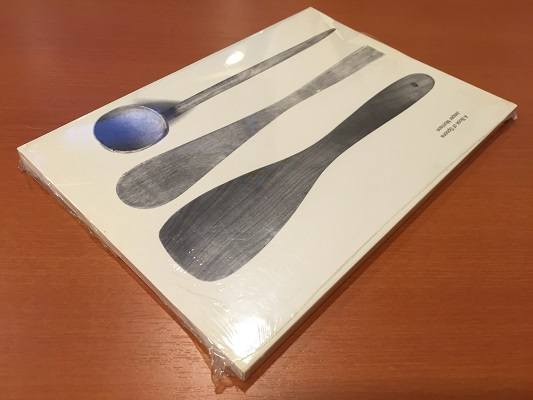 a book of spoons jasper morrison ジャスパー モリソン on the books